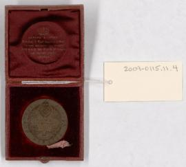 McGill Shakespeare Medal, 1864