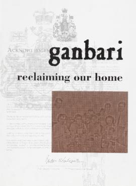 Ganbari - Montreal Japanese Canadian History Committee publication